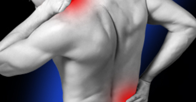Back Pain & Chiropractic Care image