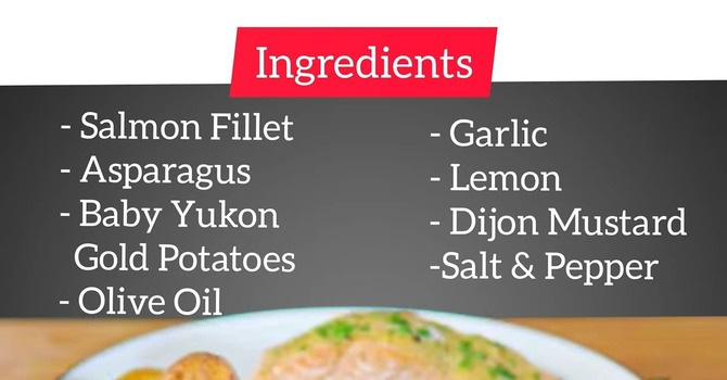 A Heart Healthy Dinner Recipe! image