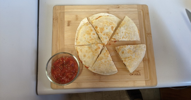 Quesadilla Recipe image