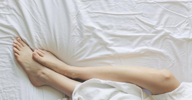 What To Do If You Have Restless Leg Syndrome image