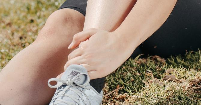 Do You Like RICE or MEAT With Your Ankle Sprains?